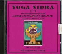 CD Yoga Nidra 3 4 Une Technique Mise Au Point Par Swami Satyananda Saraswati FLAK Micheline SATYANANDASHRAM Editions 00 0000